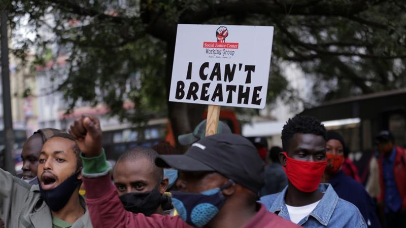 Kenya: Arrests at Nairobi protest against police brutality