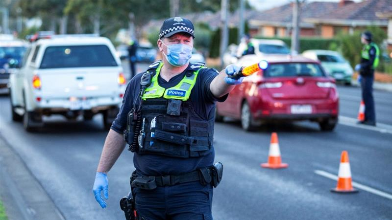 Australian city ordered into lockdown again as coronavirus cases surge