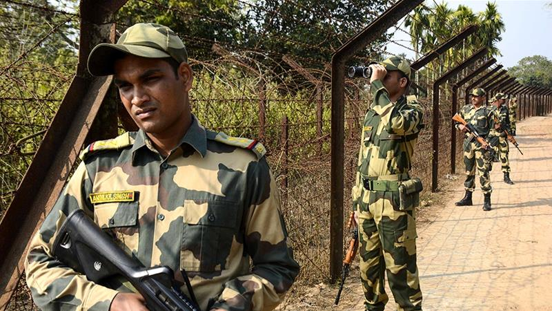 Shootings along the border occurs as Indian border forces exercise its controversial 'shoot-on-sight' policy to prevent cattle smuggling and illegal crossing into India from Bangladesh [Arindam Dey/AFP]