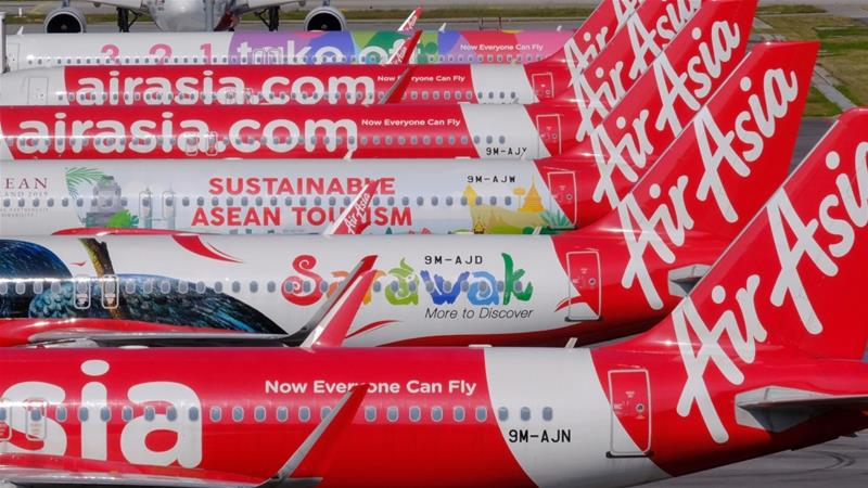 Malaysia's AirAsia seeks nearly $500 million in funding