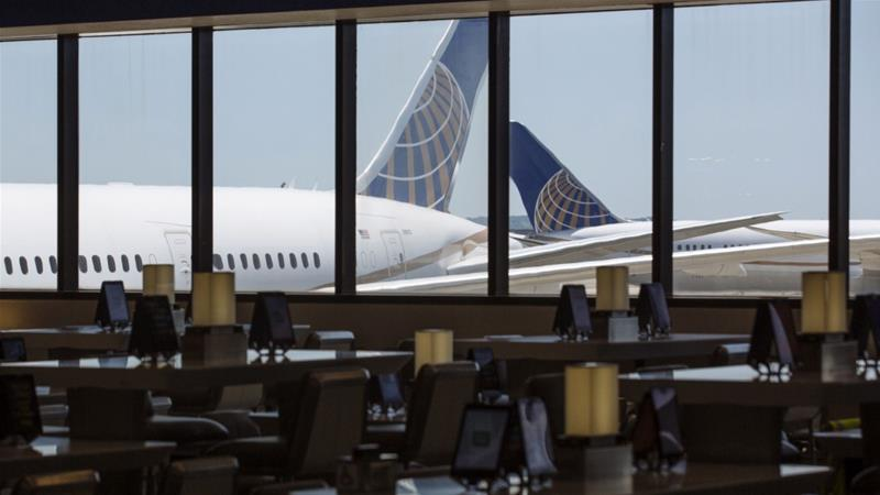 United sending layoff notices to 36,000 employees