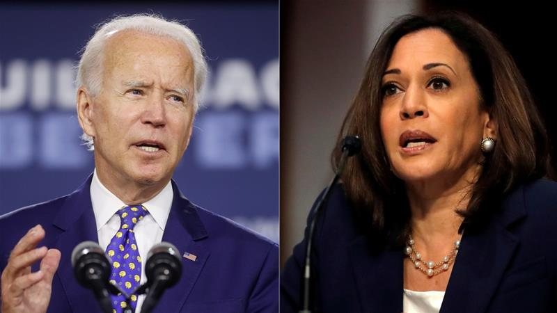Biden S Choice Of Kamala Harris As Vp Candidate Unprecedented News Al Jazeera
