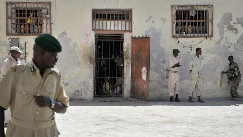 Operation to restore order in the prison complex has been completed, according to state media [File: Tobin Jones/AFP]