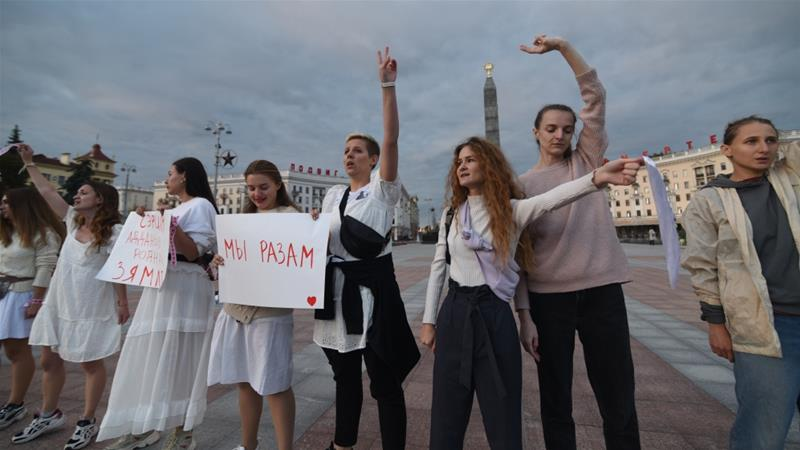 Will Belarus's Lukashenko survive protests against his rule?