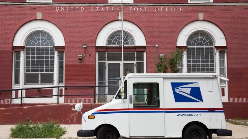 A meaningful number of mail votes in the November 3 United States presidential election might go uncounted if they are returned too late [Rachel Wisniewski/Reuters]