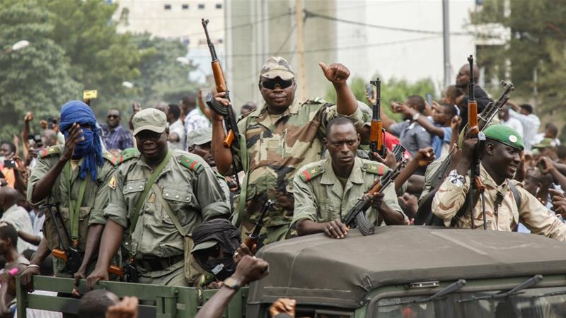 For weeks, Malians protested for change. Then a coup happened