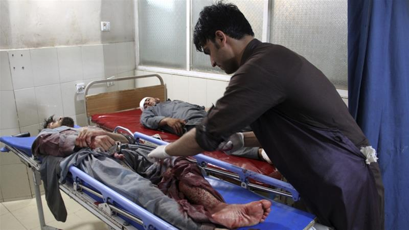 Casualties as gunmen attack prison in Afghanistan's Jalalabad