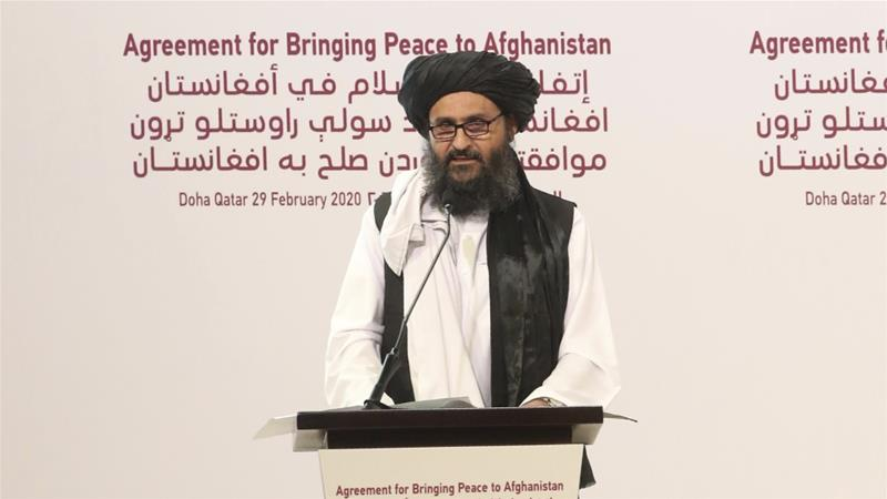 Taliban political team in Pakistan to talk Afghan peace push - worldwide