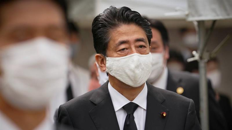 Japan's PM sets record for days in office amid health concerns