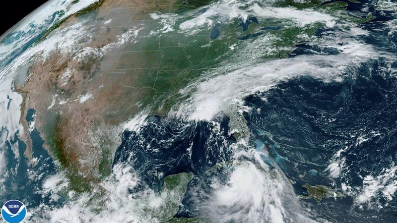More than 385,000 Texas residents told to flee as Hurricane Laura looms
