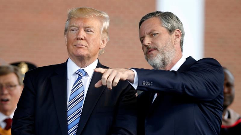 Jerry Falwell Jr. Says He'll Get $10.5M for Leaving Liberty University