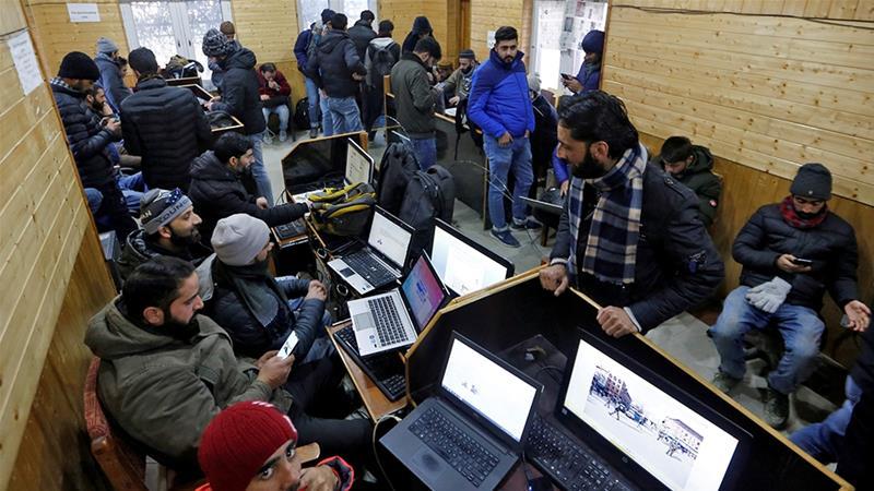 JKCCS Terms Ongoing Internet Gag In Kashmir As 'Digital Apartheid'