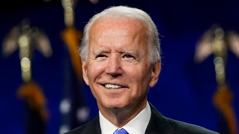 Us Elections Who Is Democratic Presidential Candidate Joe Biden News Al Jazeera
