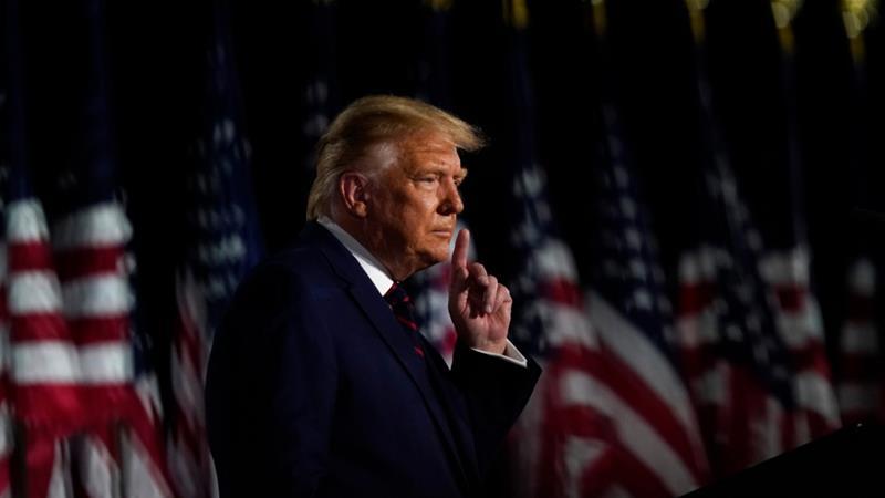 Trump ads: Criminals terrorizing Wisconsin, Minnesota as Biden 'takes a knee'