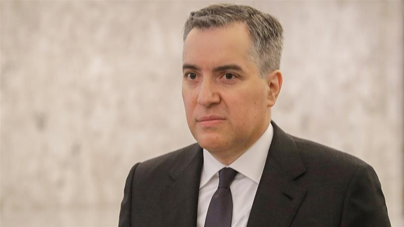 Lebanon establishment tasks Mustapha Adib with forming new gov't