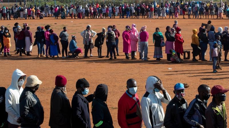 'Peak yet to come': Africa hits one million coronavirus cases