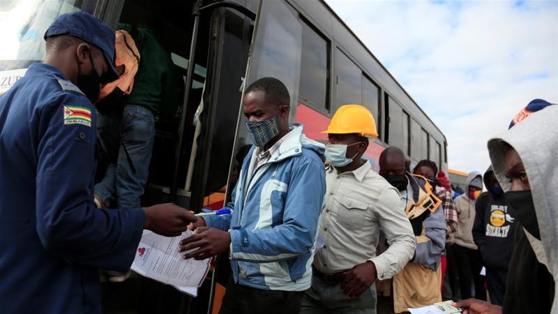 Zimbabwe VP named health minister after coronavirus graft scandal