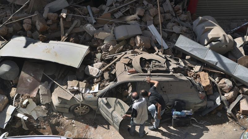 How will Lebanon deal with the devastating Beirut explosion?