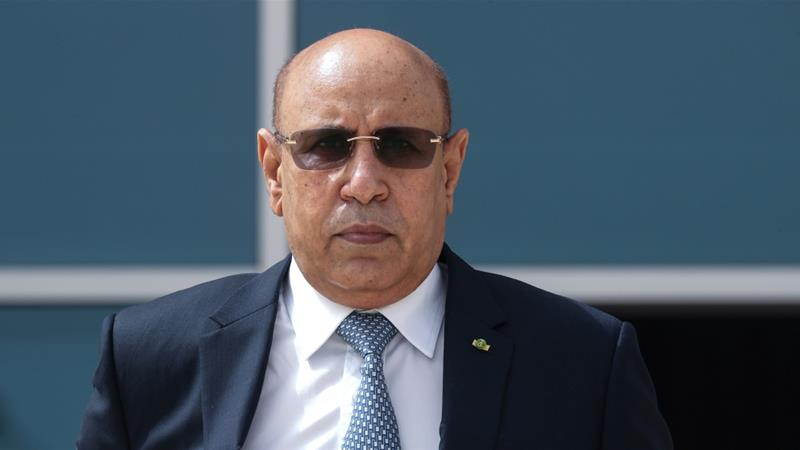 Mauritania president appoints new PM after previous gov't resigns