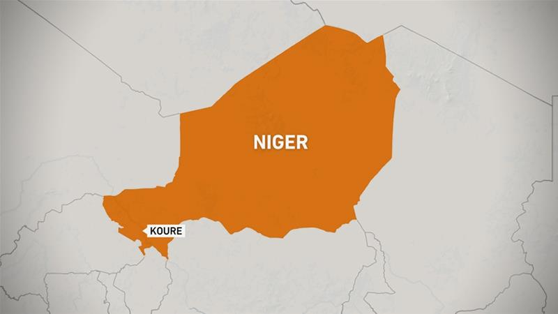 Niger: French tourists among eight killed by gunmen