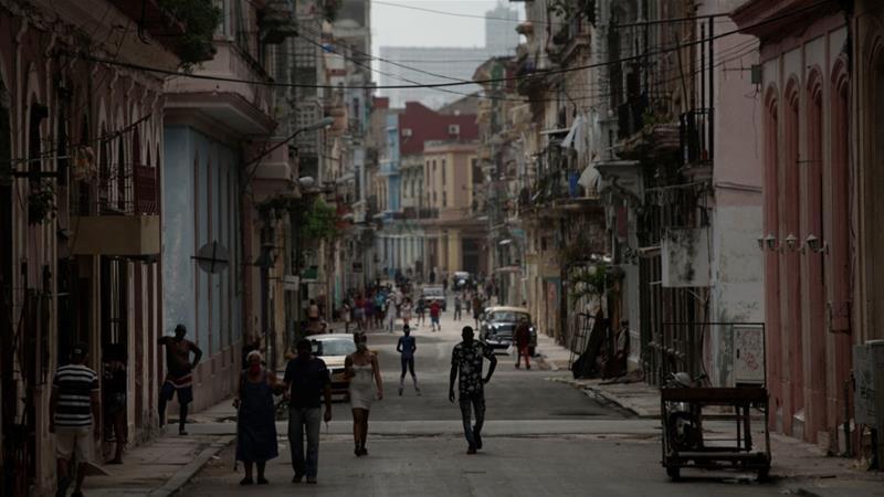 Cuba imposes Havana lockdown as coronavirus spreads   Cuba News   Al Jazeera