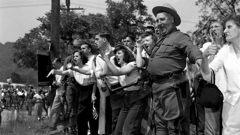 'Fascist storm troopers': Racist police violence in 1940s America