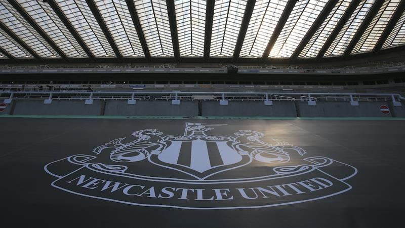 Saudi Arabia's sovereign wealth fund withdrew its bid to buy English Premier League club Newcastle United after the process was stalled by concerns about piracy by the kingdom and human rights abuses [File: Lindsey Parnaby/Pool via The Associated Press]