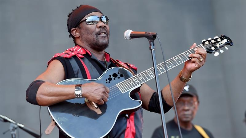 IMG TOOTS HIBBERT, Jamaican Singer and Songwriter