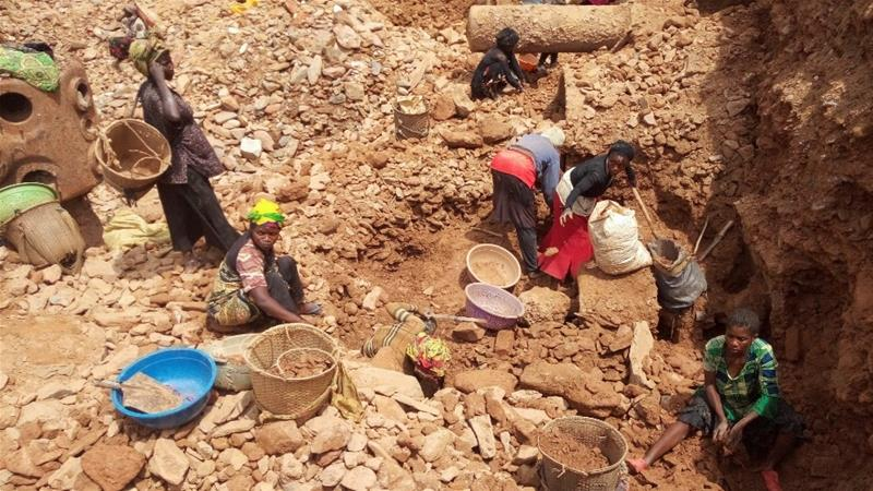 Telugu Crime News Roundup - 50 Congo Nationals Die In Search Of Gold
