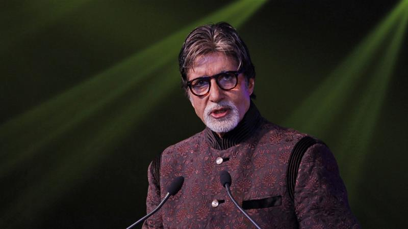 In a blog post on Monday, Amazon India said Bachchan's 'voice experience' feature will become available for purchase on Alexa next year [File: Arun Sankar K/AP Photo]