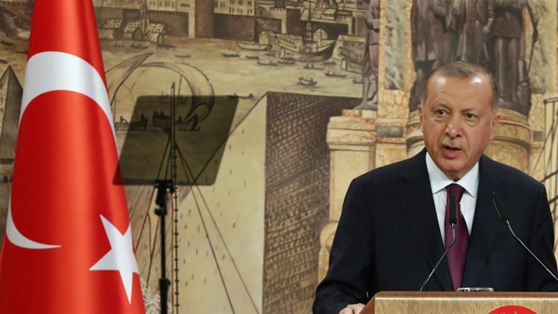Erdogan willing to meet Greek PM over east Med tensions | Greece News | Al Jazeera