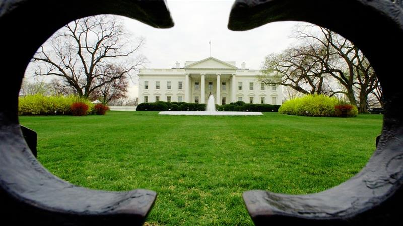 Envelope addressed to White House contained ricin