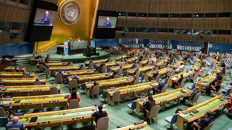 United Nations to mark 75th anniversary with largely online event
