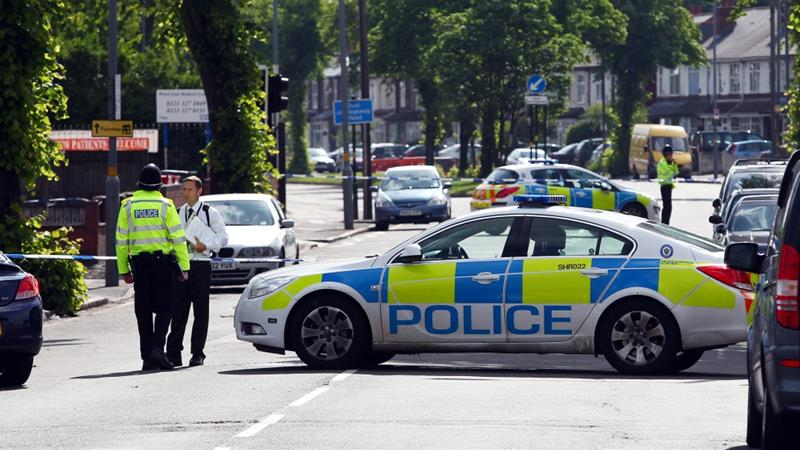 "Multiple stabbings in Birmingham city centre"""