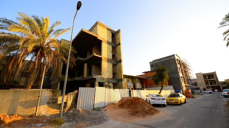 Iraq: The changing face of Baghdad's historic neighbourhoods