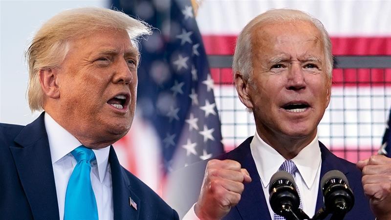 US elections live updates: Trump and Biden campaigns ramp up | USA News |  Al Jazeera