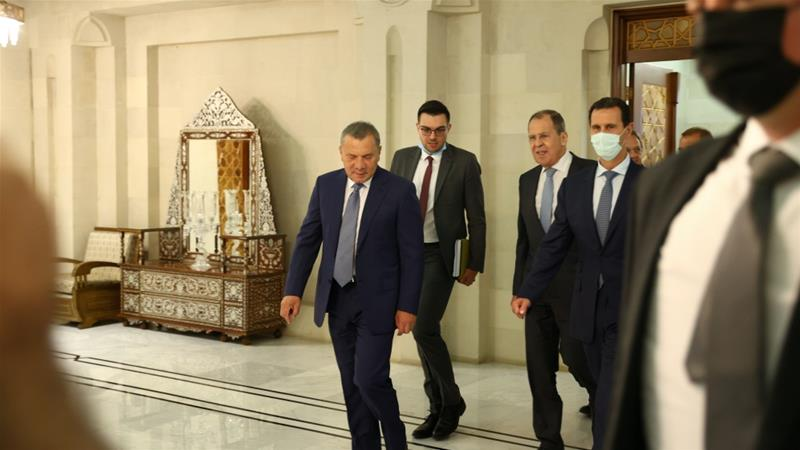 Syria seeks Russian investment as USA sanctions hammer economy