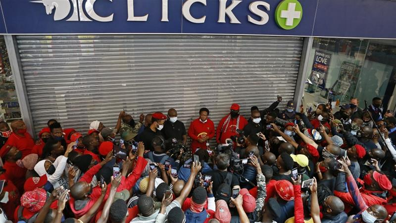 Racist shampoo advertisement sparks protests in South Africa