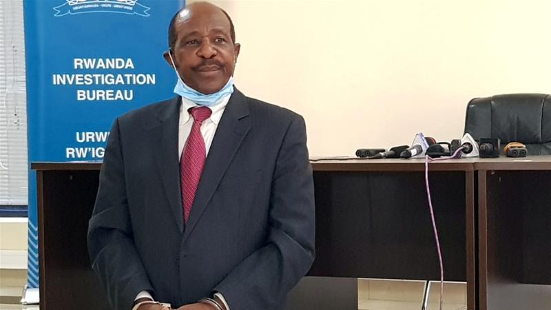 Rwanda's Kagame denies Paul Rusesabagina was kidnapped