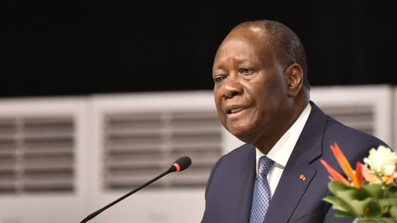 Ivory Coast court clears Ouattara's third term bid amid protests