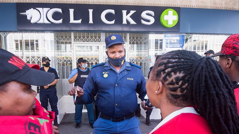 EFF threaten to close 880 Clicks stores following 'racist ad'