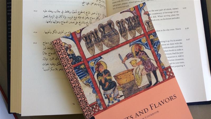 Buku masak Arab Abad Pertengahan: Menghidupkan kembali cita rasa sejarah