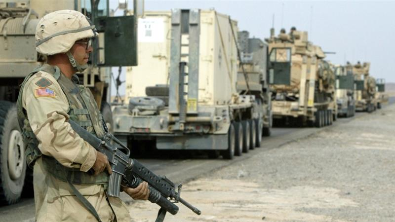 Trump administration to withdraw 1,200 troops from Iraq