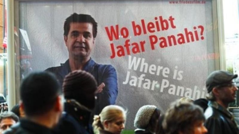 Winner of a 2012 Sakharov Prize, Iranian filmmaker Jafar Panahi was sentenced in 2010 to six years in prison [AP]