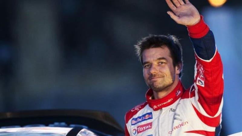 Citroen driver Sebastien Loeb has won the Championship a record eight times in a row [AFP]