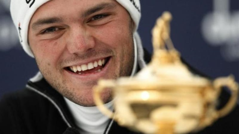 Kaymer is hoping to add more titles to his Ryder Cup triumph with Team Europe [Reuters]