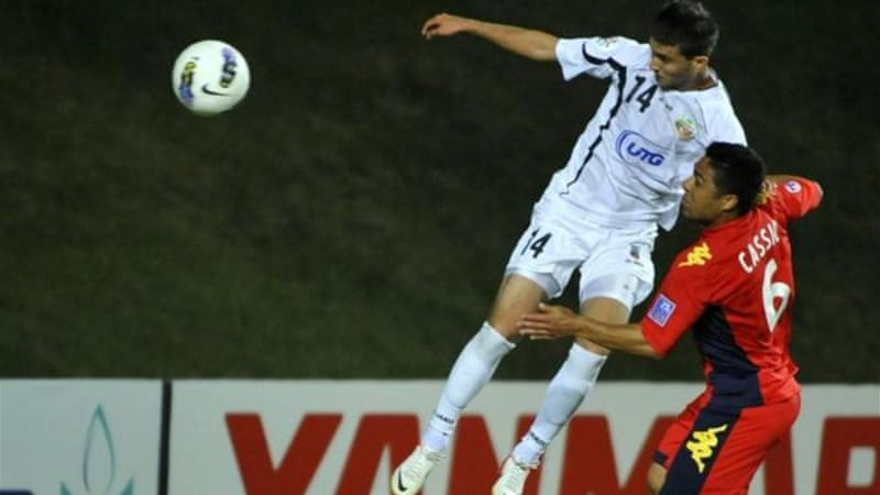 Bunyodkor left it late against Adelaide with Alibobo Rakhmatullaev scoring the decider in a tense finale [AP]