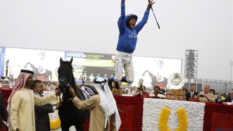 Dettori has been Champion Jockey on three occasions and ridden more than 500 winners [Reuters]