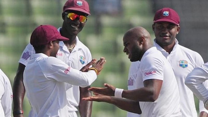 The Windies are buzzing in confidence after winning Twenty20 World Cup and improving Test form [AFP]