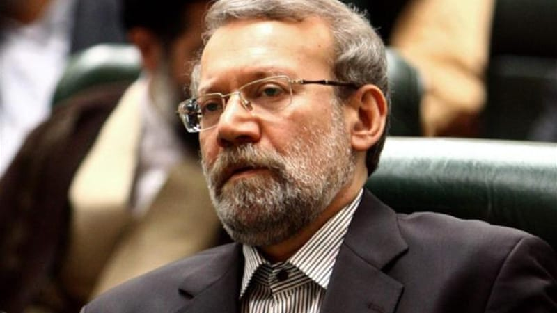 Ali Larijani is currently chairman of the Iranian Parliament, while brothers Mohammed and Sadeq are in charge of the human rights council and the judiciary branch, respectively [EPA]